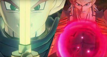 Samarbete mellan Dragon Ball FighterZ och Xenoverse 2