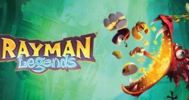 Möt Rayman under Halloween i Rayman Legends