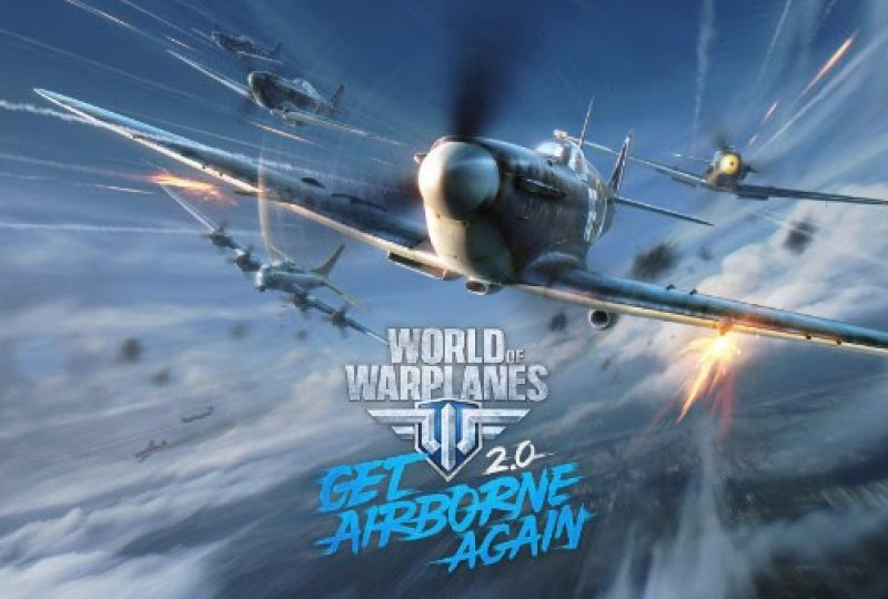 World of Warplanes 2.0 Recension