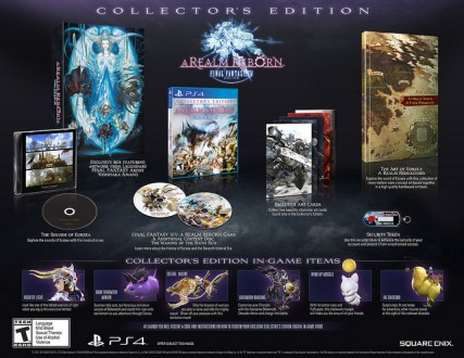 Final fantasy a realm reborn ps4editon