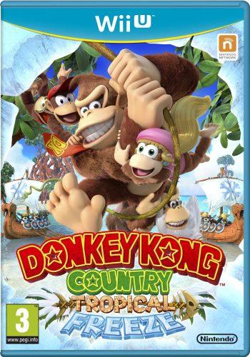 "... Kong Country  Tropical Freeze"" developers ""Retro Studios""  publishers ""Nintendo"" platforms ""Wii U"" genres ""Plattform"" release date ""21  februari 2014″  469450a50fd5b"