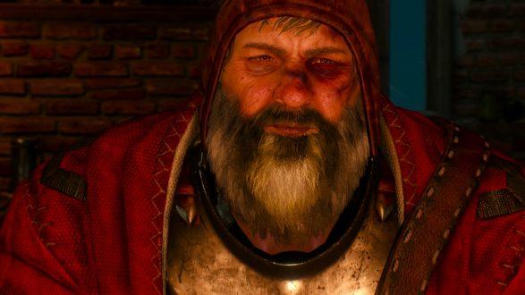En av de mest intressanta bikaraktärerna är en baron. Han är en trasig man som är beredd att ge allt för att bli förlåten.