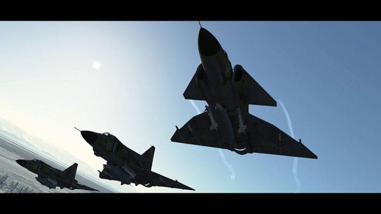 Snart händer det – Viggen kommer till DCS!