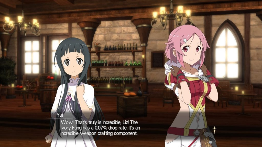 Sword Art Online: Hollow Realization Recension | Varvat