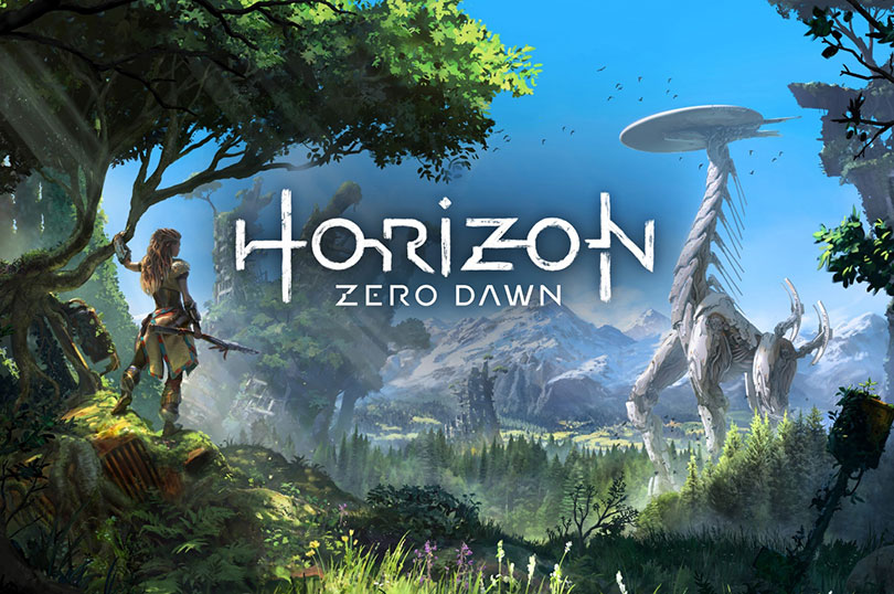 Bildresultat för horizon zero dawn