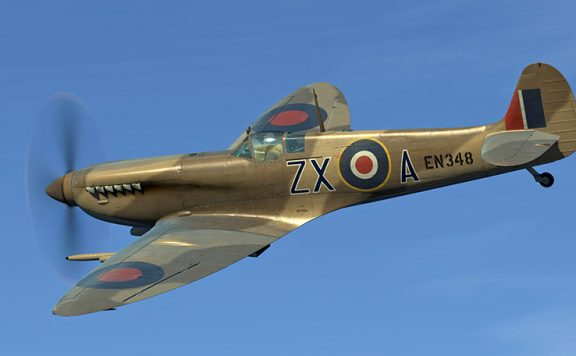 DCS Spitfire LF Mk. IX