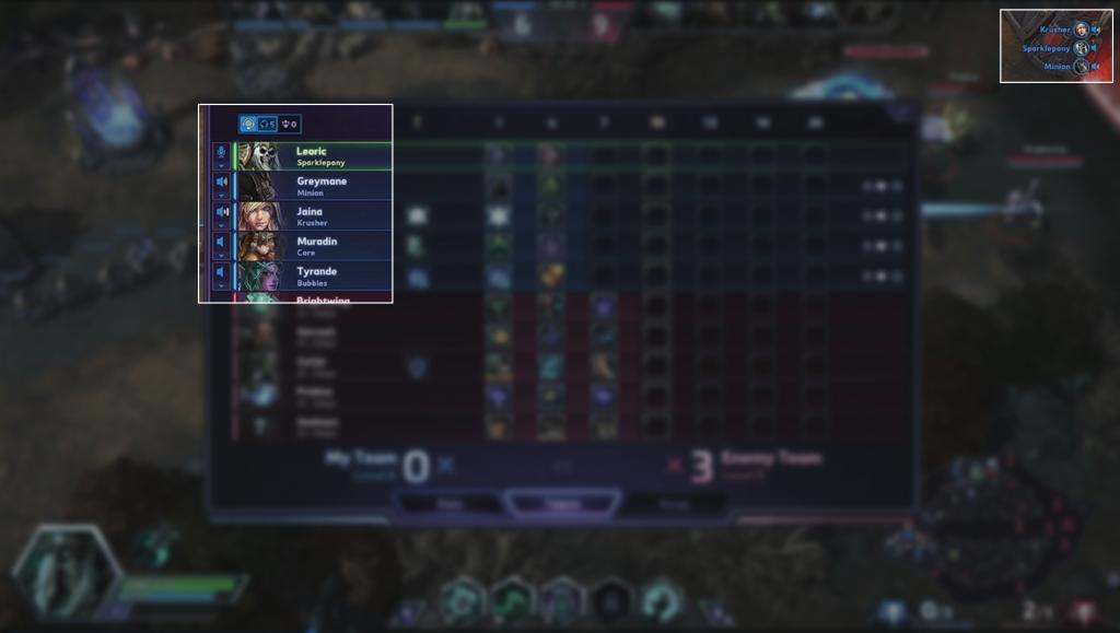 Få hela lowdown på de nya hjältarna i Storm matchmaking systemet.