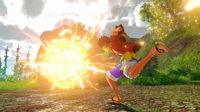 Snart är det dags för nya äventyr i One Piece: World Seeker