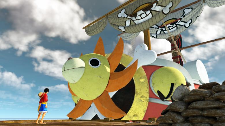 Ännu fler bilder från One Piece World Seeker