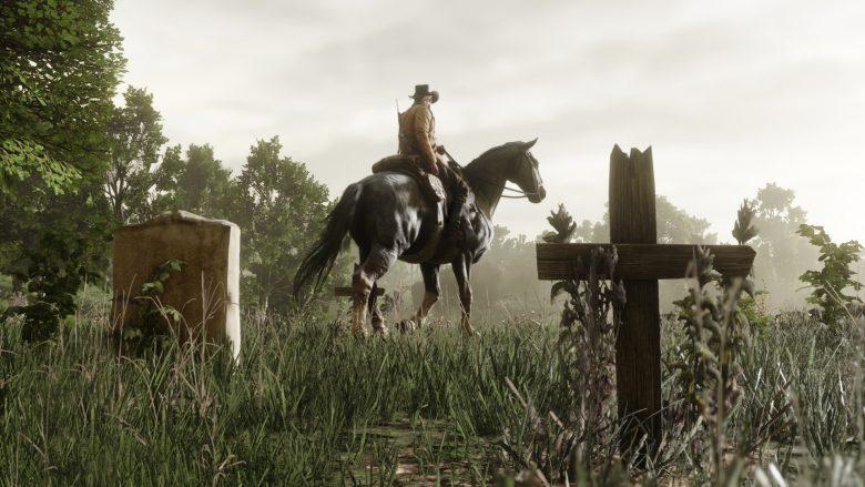 Nya, exklusiva bilder från Red Dead Redemption 2
