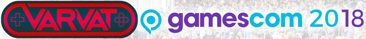 Gamescom 2018 banner