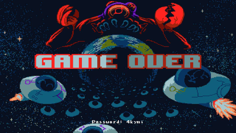 Game Over man – Game Over!