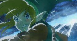 The Legend of Zelda: Link's Awakening storm