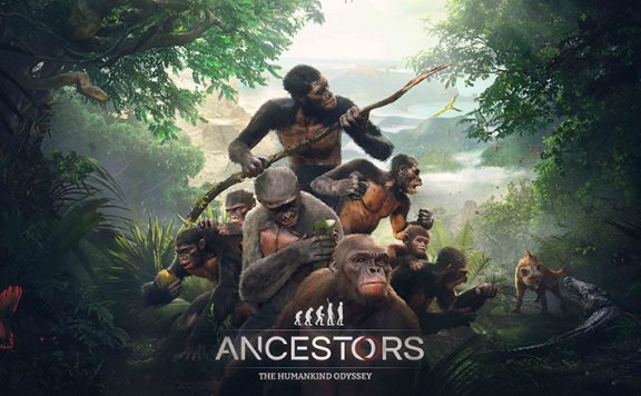 ancestors: The Humankind Odyssey är nu på Steam.