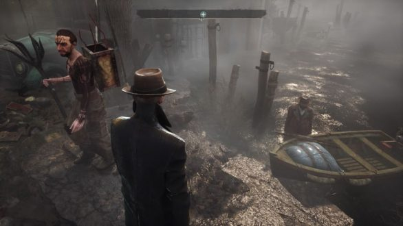 the sinking city, dålig artificiell intelligens.