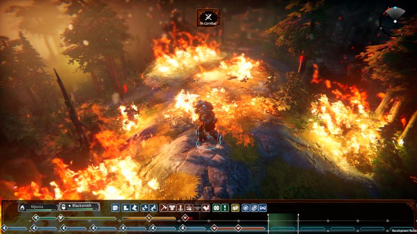 Iron Danger: Ett inferno på en testbana.
