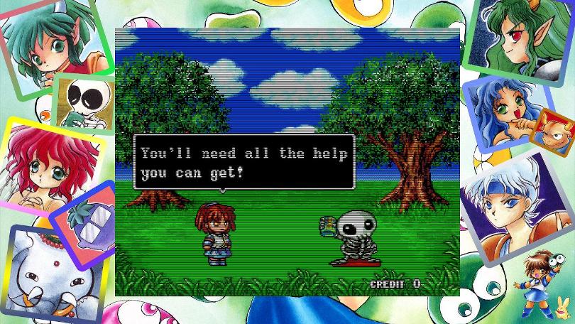 Puyo Puyo AGES upplyser mig om att jag behöver all hjälp jag kan få.
