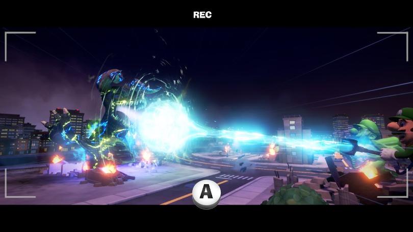 Luigi's Mansion 3: Kreativ bossfight.