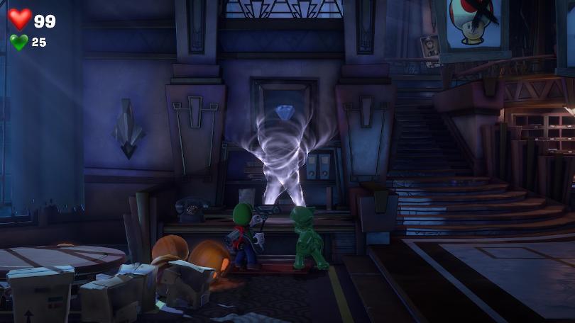 Luigi's Mansion 3 i co-op.