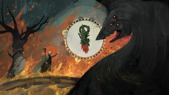 The Dread Wolf Rises, som utannonserades november 2018.