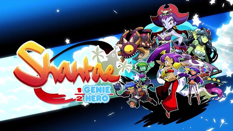 WayForward: ½ Genie Hero, Shantaes kanske största äventyr sett till försäljning.