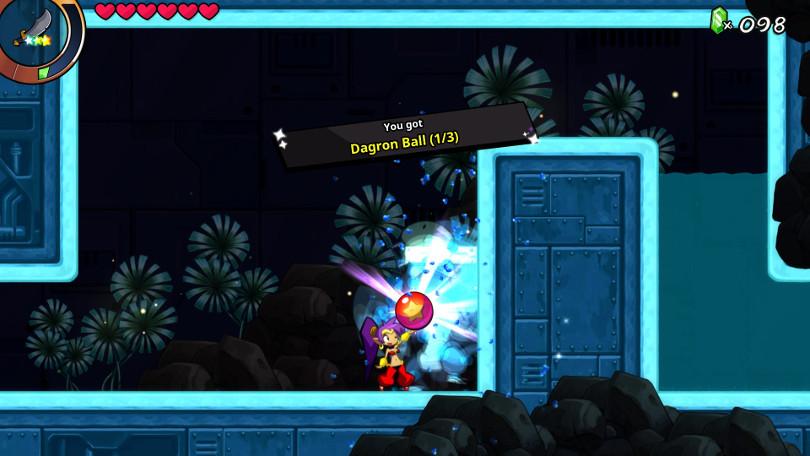 Shantae and he Seven Sirens: deja vû och referenshumor