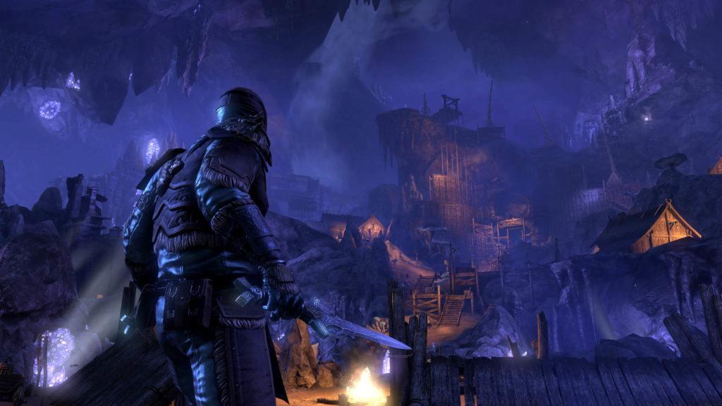 Dusktown i Blackreach, The Elder Scrolls Online: Greymoor.