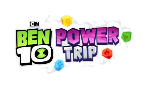 Ben 10: Power Trip logo