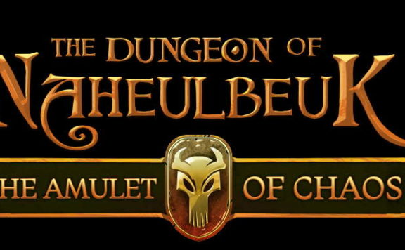The Dungeon of Naheulbeuk logo