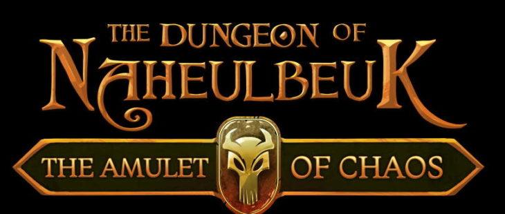 The Dungeon of Naheulbeuk logo