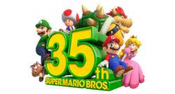 Super Mario 35 år