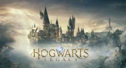 Hogwarts Legacy reveal.