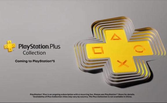 playstation plus collection för playstation 5.