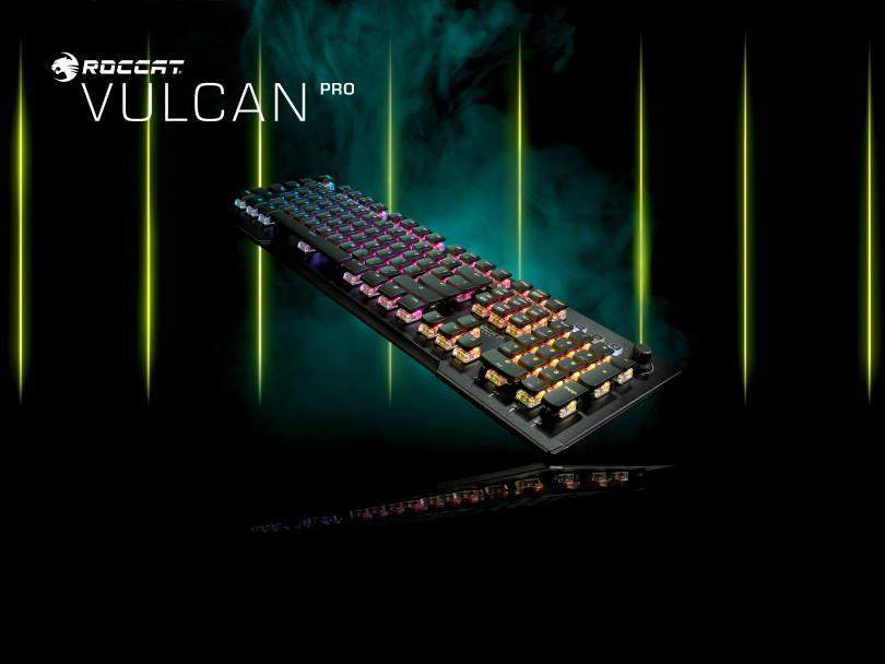 Roccat Vulcan Pro.