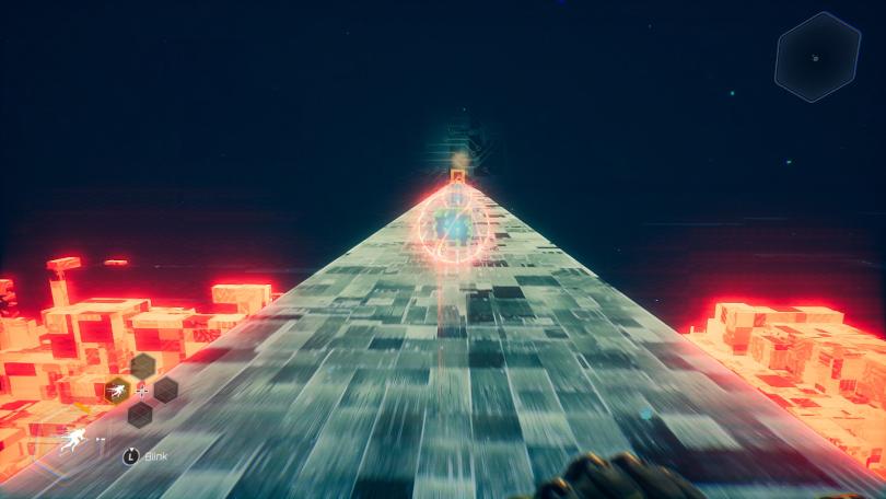 Ghostrunner: virtuella världen