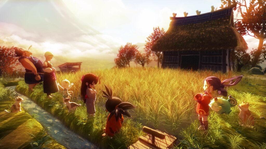 Sakuna: Of Rice and Ruin, Marvelous 2020.