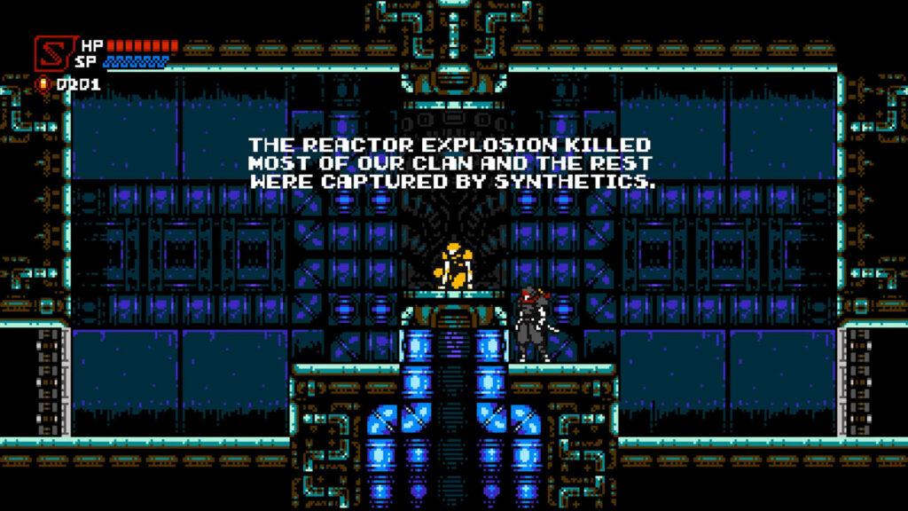 Cyber Shadow, recension: rädda klanmedlemmarna!