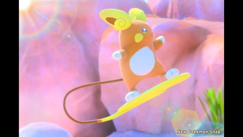 New Pokemon Snap recension: recensentens egna bilder