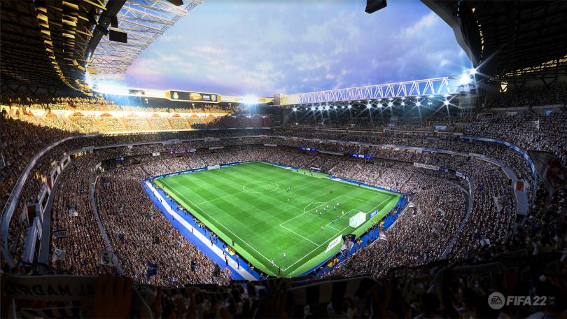 FIFA 22: stadium