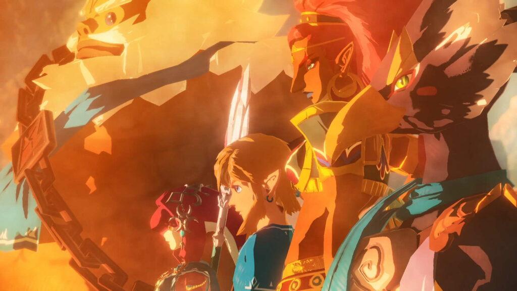 Hyrule Warriors: Age of Calamity, Nintendo 2021.
