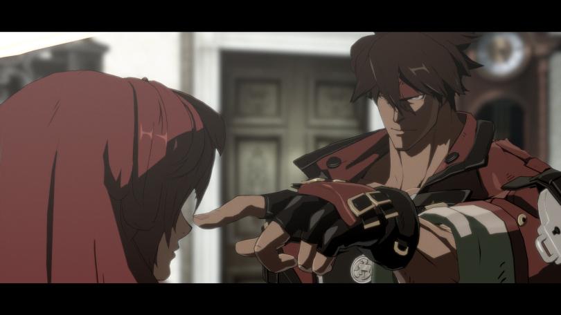 Guilty Gear -Strive- Recension: Animesekvens.