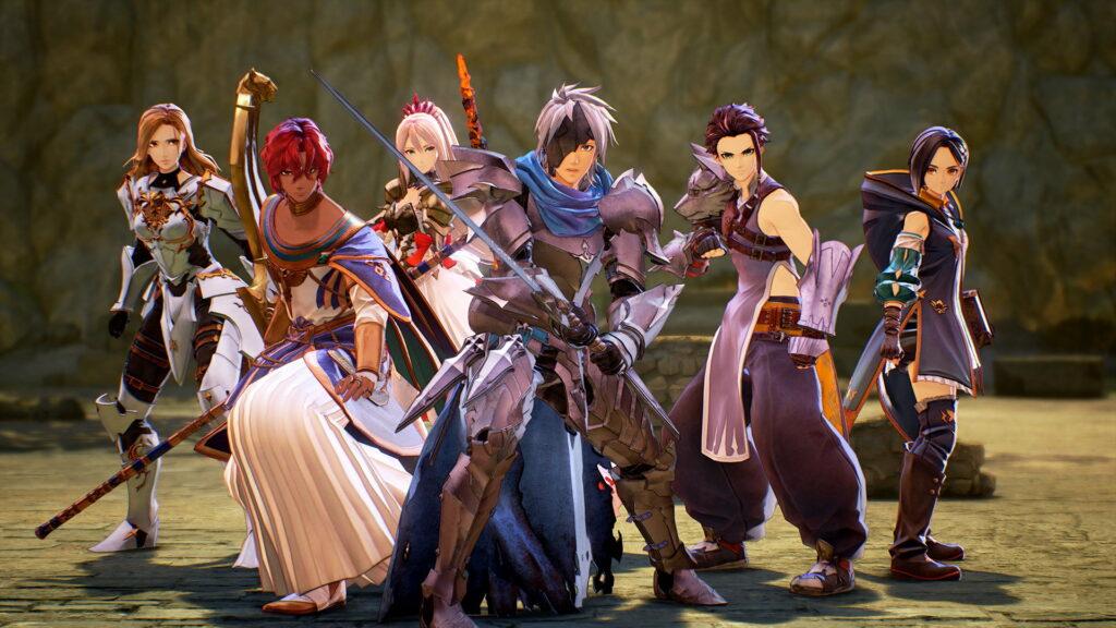 Tales of Arise, Bandai Namco 2021.