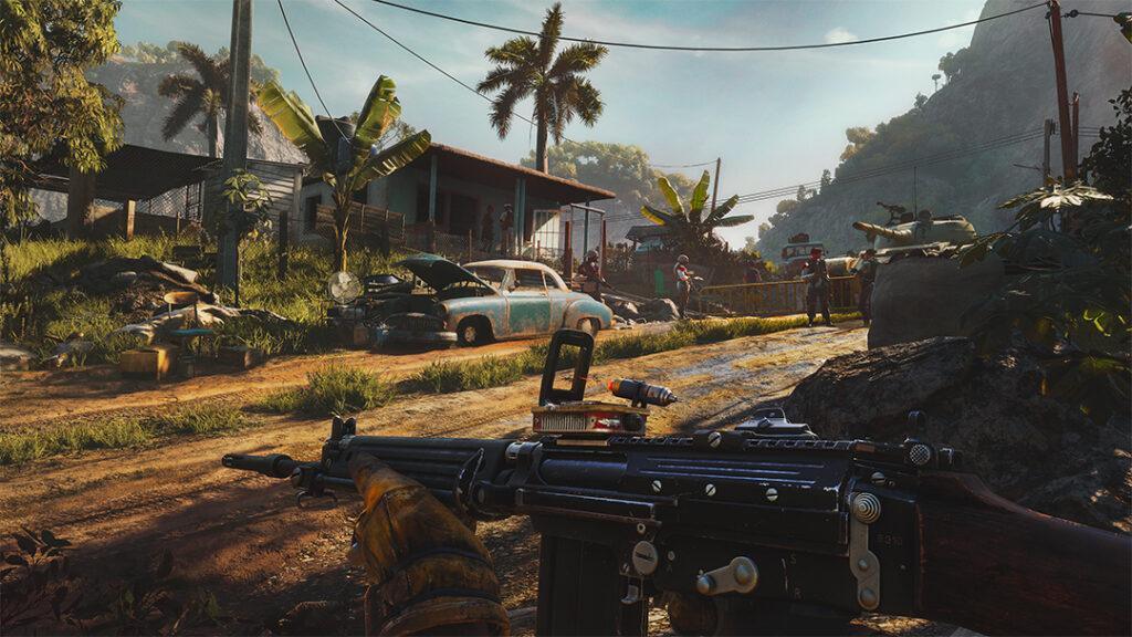 Far Cry 6 Kuba