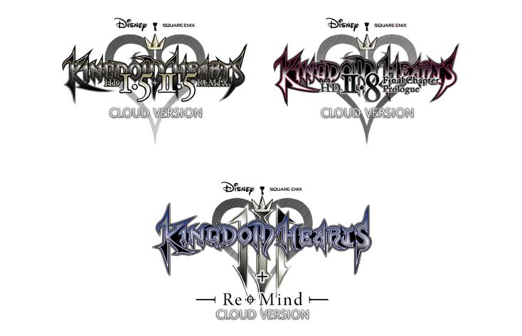 Kingdom Hearts Switch: In three massive parts.